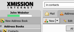 Zimbra Tip: Contacts and Address Book management | Transmission