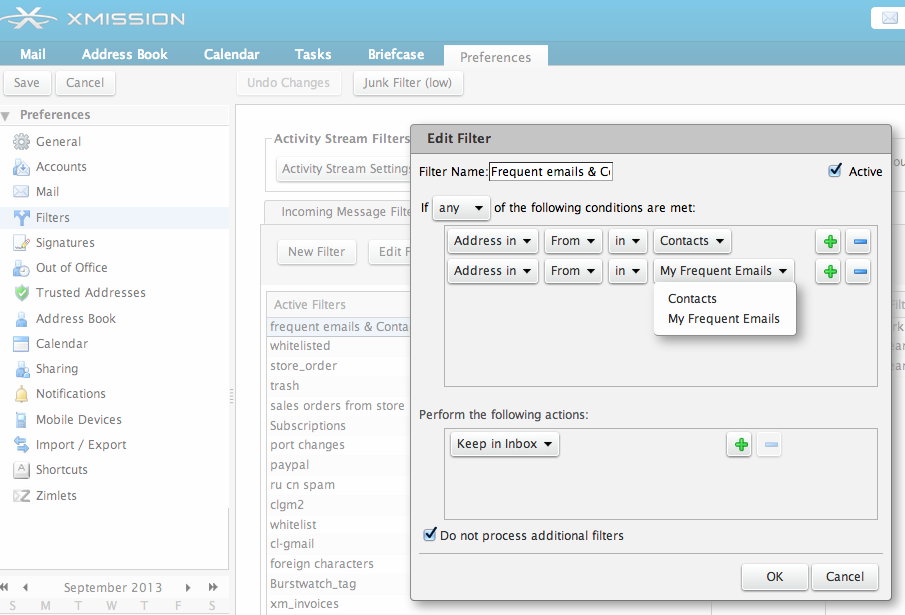 Zimbra Power Tip: Improve your day and your inbox with