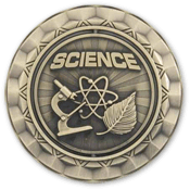 science-badge