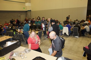 SAINTCON Mingle